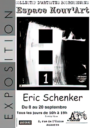 Eric Schenker / Peinture et céramique