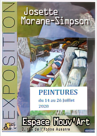 Josette Morane-Simpson Peintures