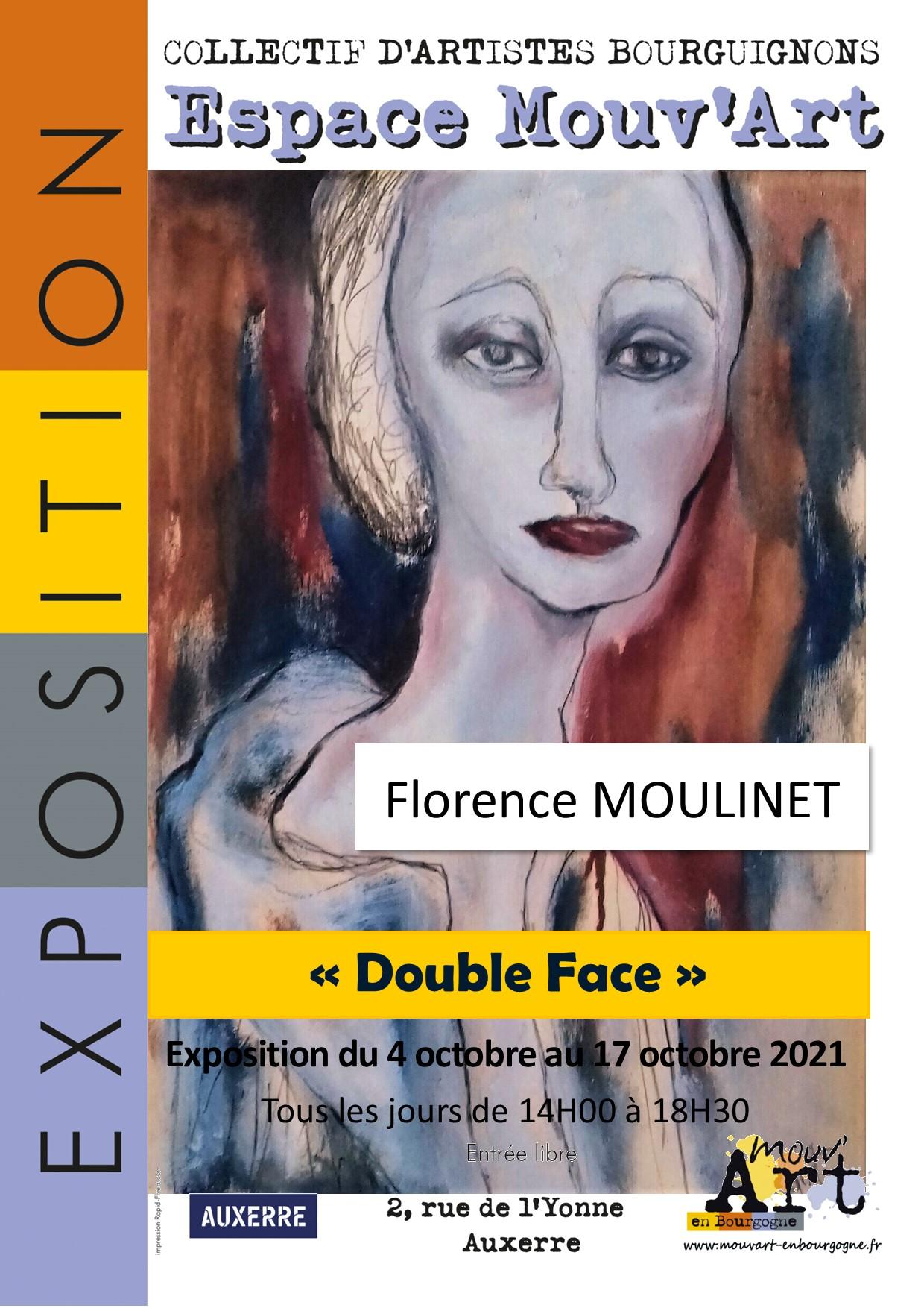 Double Face | Florence Moulinet
